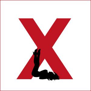 X wie X-Stellung bis XXX