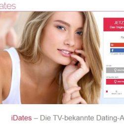 iDates Startseite